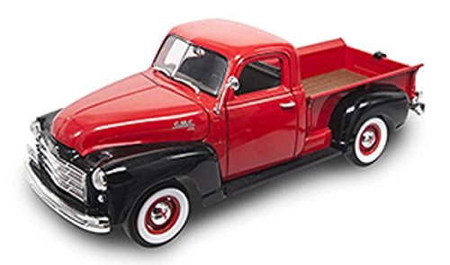 "Lucky Die Cast 92648 ""1950 Gmc Pick Up Truck Die-Cast Collectors Model"