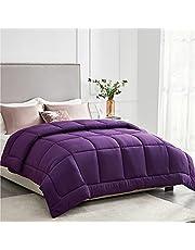 Bedsure Solid Comforter