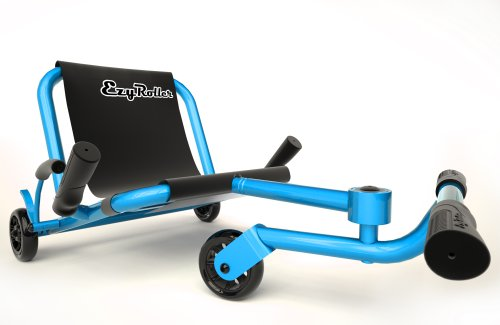 Ezy Roller Ultimate Riding Machine - Blue]()