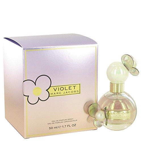 Marc Jacobs Violet Eau de Parfum Spray, 1.7 Ounce -