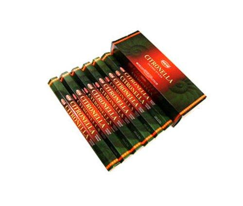 Hem  Citronella Incense Sticks, 120 (Citronella Sticks)