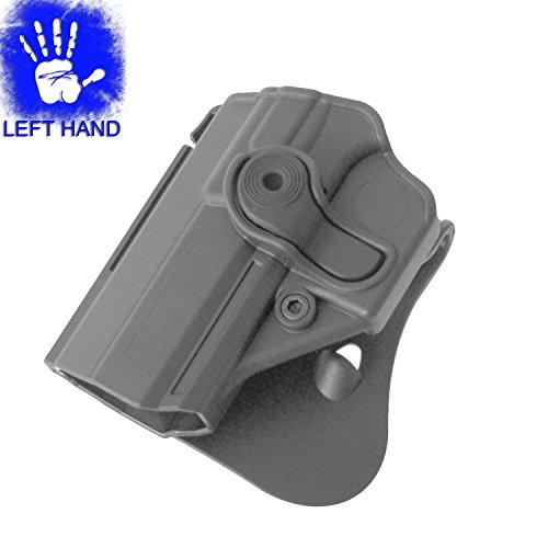 IMI Defense Left Hand Level 2 Black Paddle Polymer, used for sale  Delivered anywhere in USA