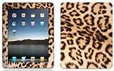 Leopard Print Pattern Skin for Apple iPad 16GB, 32GB, 64GB Wi-Fi and WiFi + 3G