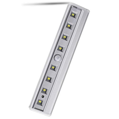 Wardrobe Base - Sonmer Wireless PIR Motion Auto Sensor SMD LED Night Light, with Magnetic Base,3 Installation Methods, for Wardrobe Corridor Kitchen