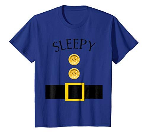 Cute Sleepy Halloween Group Costume T Shirt | Team Tees