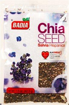 Badia Chia Seed 1.5 oz Badia