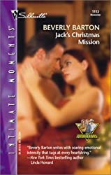 Jack's Christmas Mission (Silhouette Intimate Moments)