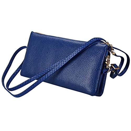e5e8873ddb Galon Diagonale A Royal Mano Donna Vita Moda In Pelle Tracolla Blue Borsa  Piccola Bassa 4p7pFcrgP