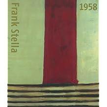 Frank Stella 1958