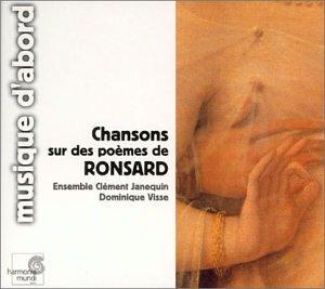 Chansons sur des poèmes de Ronsard
