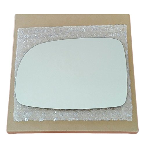 - Mirror Glass and Adhesive 95-03 Ford Windstar Van Driver Left Side Replacement