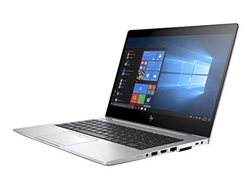 "HP 3PY98UT#ABA Elitebook 830 G5 13.3"" Notebook - Windows - Intel Core i7 1.9 GHz - 8 GB RAM - 256 GB SSD, Silver"