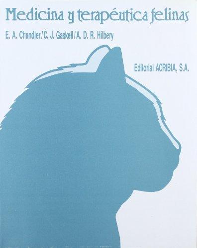 Descargar Libro Medicina Y Terpeútica Felinas E. A. Chandler