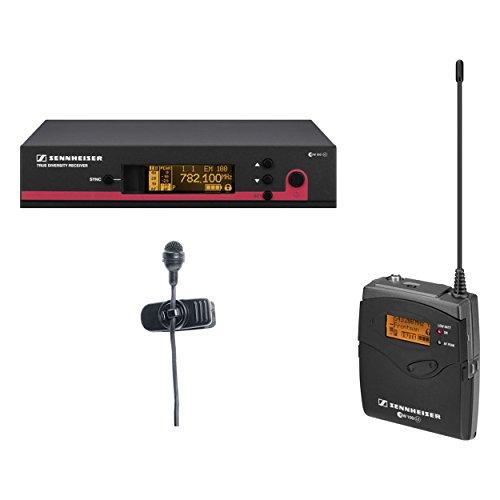 Sennheiser EW 122 G3 - A-1 Band, 470-516MHz (G3 Wireless Bodypack System)