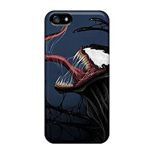 Hot Venom First Grade Tpu Phone Case For Iphone 5/5s Case Cover