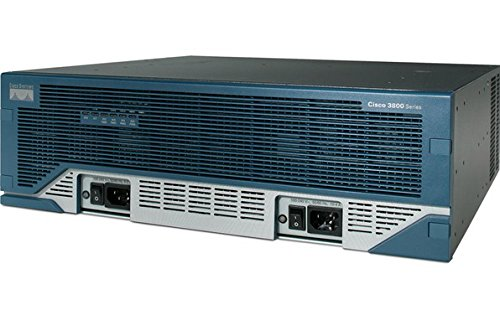 Cisco Systems 3845 Voice Security Bundle PVDM2-64 Adv IP Serv 128for ()
