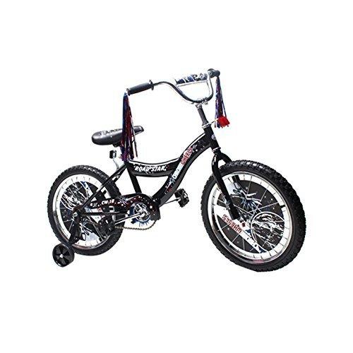 ChromeWheels 12 BMX Bike (Black) [並行輸入品] B0784PCL3S