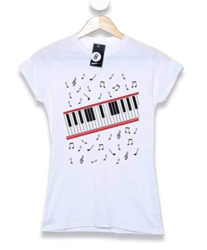 861b49fa73a Mens T Shirt- Beat It Piano - 8Ball Originals Tees - Buy Online in Oman.