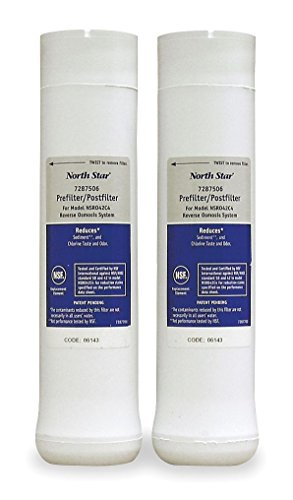 NORTHSTAR CONDITIONING Pre and Post Filter (Northstar Water Filter)