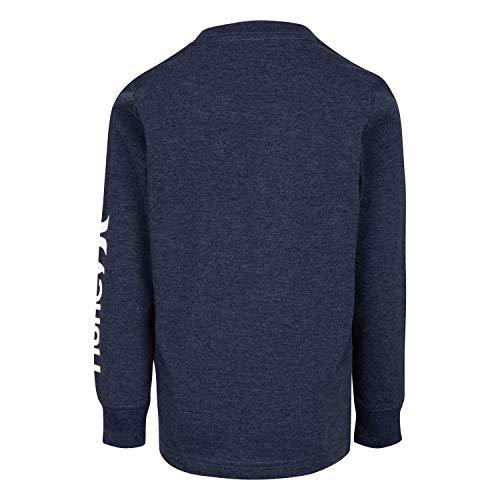 Hurley Boys' Long Sleeve Graphic T-Shirt
