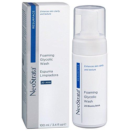 NeoStrata Foaming 20% Glycolic Wash 100ml 3.4oz (Neostrata Wash Glycolic)