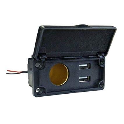 Amazon.com: Power Center - Cargador para carro de golf (12 V ...
