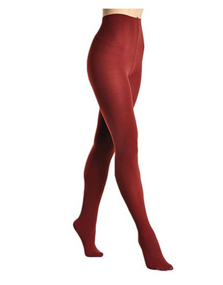 Aufland Winter Warming Seamless Fleece-lined Slimming Leggings Footed Tights FSC