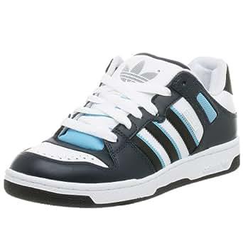 adidas Originals Men's Bucktown ST Sneaker,Dk Blade/Black,8.5 M