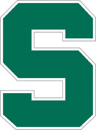 Michigan State Spartans Magnets - 9