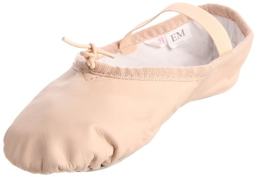 Sansha Star-Split Ballet Flat (Toddler/Little Kid/Big Kid) US,Rose,Sansha Size K/5M US Big Kid