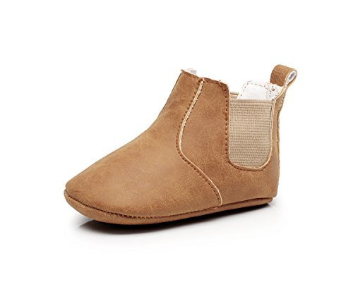 Isbasic Baby Girls Boys Ankle Boots