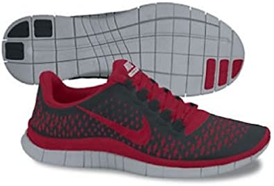 | Nike Free 3.0 V4 Running Shoes 9.5 Black
