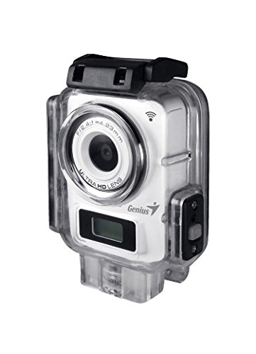 Genius Life-Shot FHD300 Mini Wi-Fi Action Camera Full HD 1080p by Genius