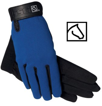 SSG All Weather Gloves Royal Blue, Women's, 7/8