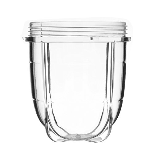 Replacement 100mm Small Cup for Magic Bullet 250w (Attachments Nutribullet Only)