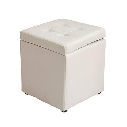 Fantastic Amazon Com Grjxmd Ottoman Storage Box Cube Childrens Toy Dailytribune Chair Design For Home Dailytribuneorg