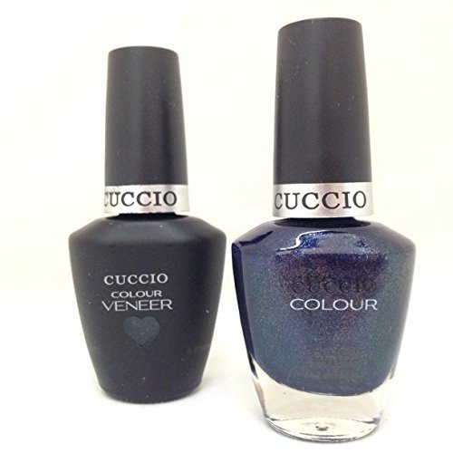 CUCCIO Veneer Match Makers Nail Polish, Dancing Queen by (Queen Veneer)