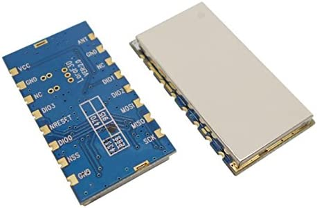 Amazon com: 2 pcs lot lora module SX1276 / SX1278 chip 1W