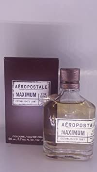 Aeropostale MAXIMUM Cologne 1.7 oz NEW BOTTLE BOX DESIGN by Aeropostale