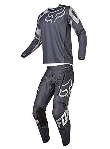 Jersey Combo Charcoal - 4