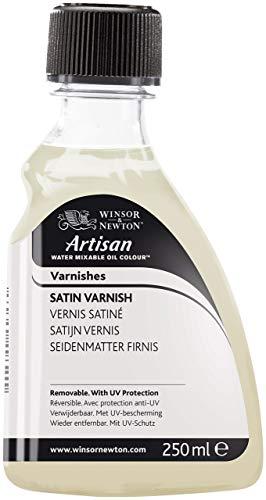 Winsor & Newton 250ml Artisan Water Mixable Satin Varnish Medium
