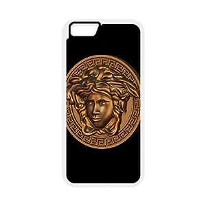 iPhone 6 Plus 5.5 Inch Phone Case White Versace KG4505758