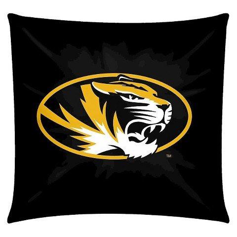 NCAA Missouri Tigers Decorative Pillow - Multi-Colored