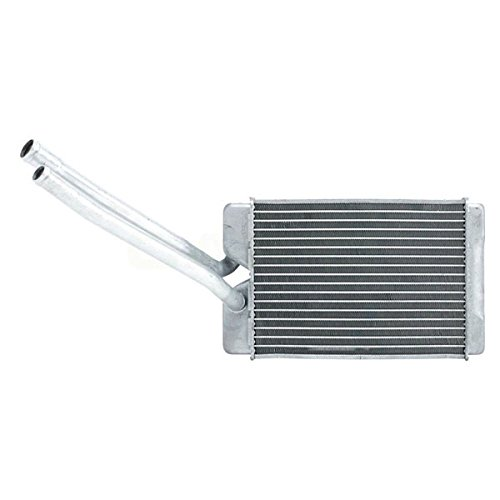 Koolzap For 83-94 Chevy S10 Blazer, 82-93 S-10 Pickup Truck Front HVAC Heater Core with A/C (Heater Core Chevy Blazer)