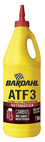 Bardahl ATF-3 946 ml Lubricante para Transmisión Automática