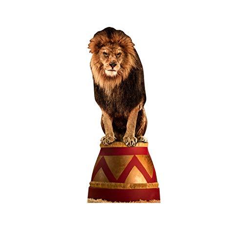 (Advanced Graphics Circus Lion Life Size Cardboard Cutout)
