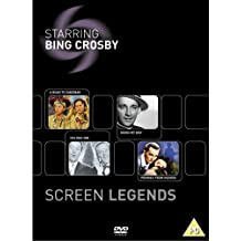 Screen Legends - Bing Crosby - A Road To Zanzibar / Going My Way / Holiday Inn / Pennies From Heaven