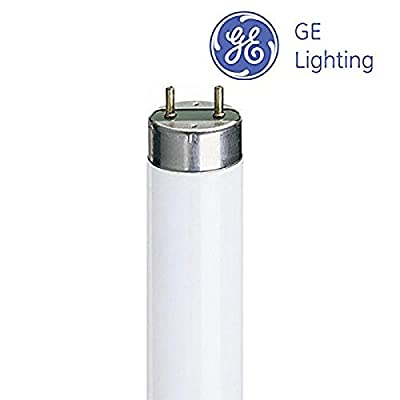 10 x GE Tube fluorescent T8 4' 1200mm 36w Triphosphor 835 blanc standard(GE Lighting)