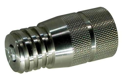 Stainless Steel Adapter For CO2 Paintball Tanks, Can Be Use On Soda Beverage Machine, Save Money On Refills.