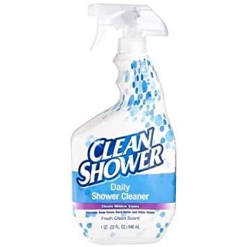 Good Clean Shower Daily Shower Cleaner Spray, 946ml